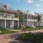 Pointe-Marie Rendering 5 - Promenade Housing
