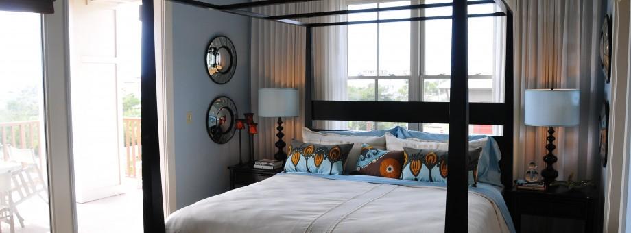 Redfish Village – Model Residence Master Bedroom